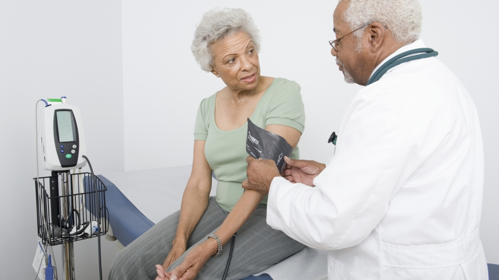 In 2018, Black Americans were 30%more likely to die from heart disease than non-Hispanic whites and40%more likely to have high blood pressure,according to the U.S. Department of Health and Human Services. [sirtravelalot / Shutterstock]