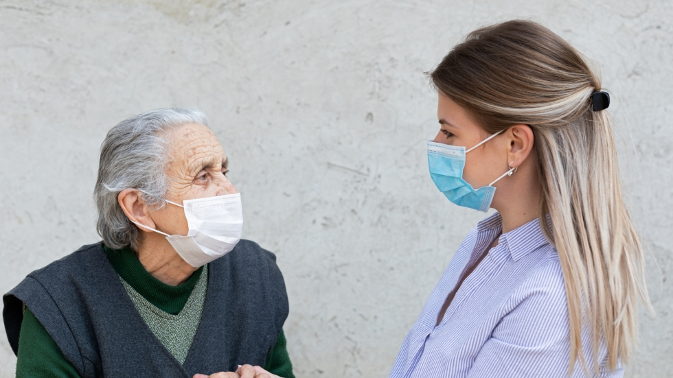 Dementia patients are more susceptible to contracting COVID-19 and having severe outcomes from it, according to a new study led by Case Western Reserve University researchers. [Ocskay Mark / Shutterstock]