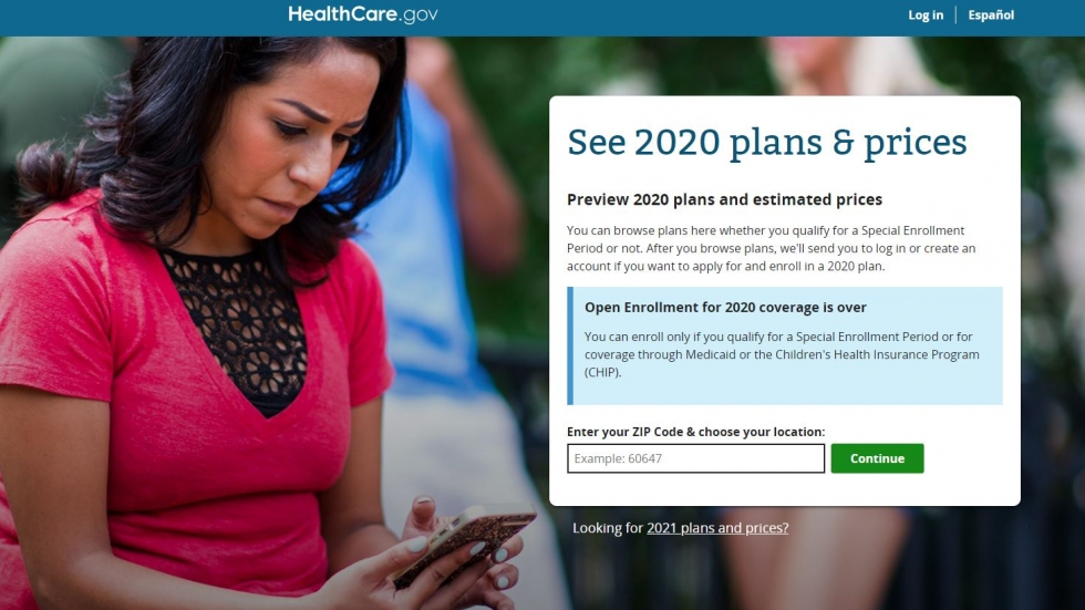 You can sign up for the ACA on healthcare.gov. The federal health insurance plans will protect anyone from having COVID listed as a pre-existing condition.[healthcare.gov]