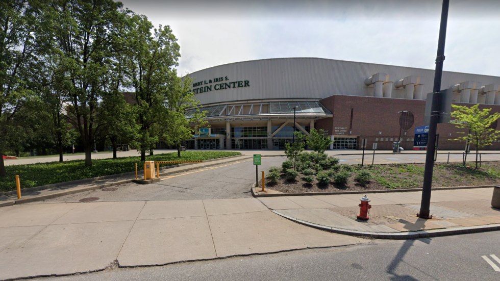 The Bert L. and Iris S. Wolstein Center on Cleveland State University's campus is the site of a new mass COVID-19 vaccination clinic starting Wednesday, March 17, officials announced Friday. [Google Maps]