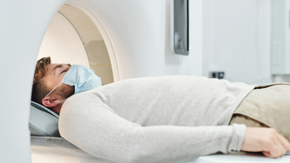 Case researchers are testing a new MRI imaging technology that would allow doctors to detect prostate cancer tumors in a non-invasive way. [Pressmaster / Shutterstock]