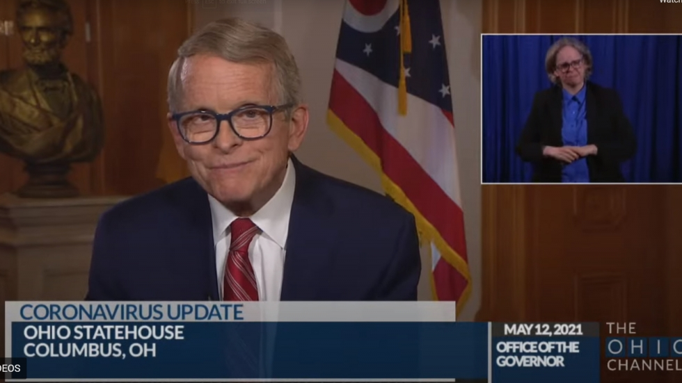 Gov. Mike DeWine's decision to end all state COVID-19 health orders, including the mask mandate, is being met with mixed reactions. Cuyahoga County health officials say they are supportive due to case counts dropping. [The Ohio Channel]