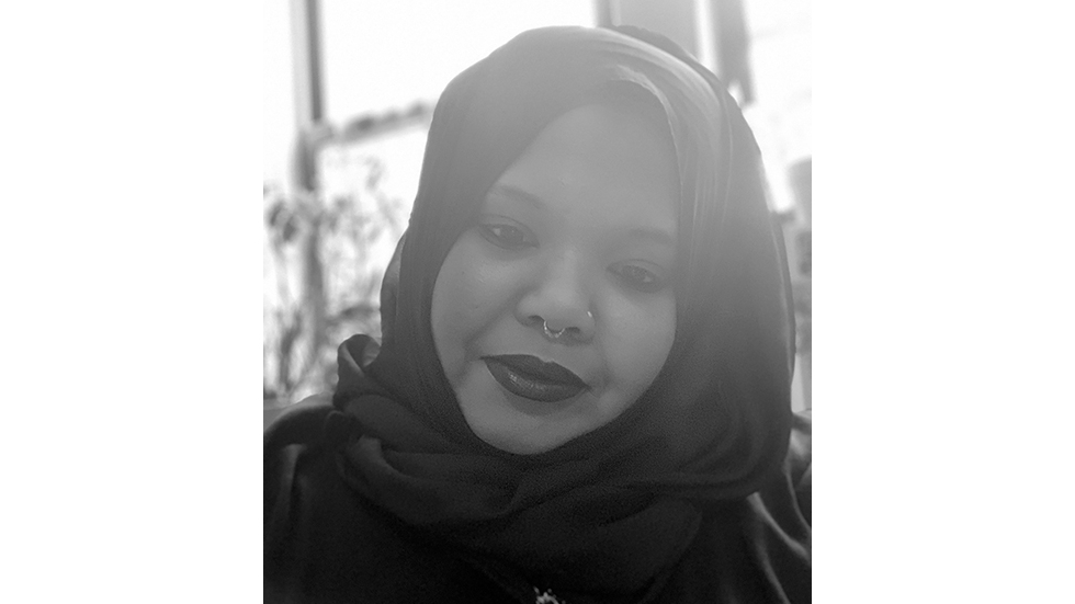 Kameelah Janan Rasheed will develop a mural based on the words of students