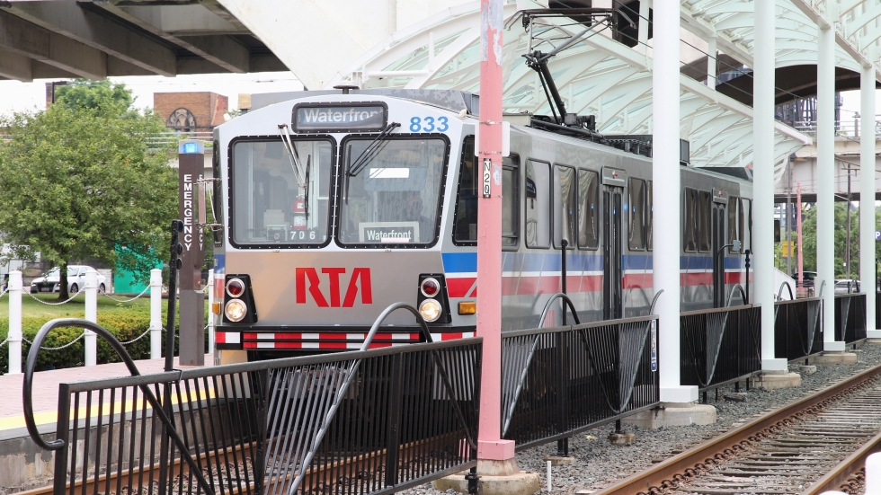On The Sound of Ideas, we talk to Greater Cleveland RTA Director of Service Management Joel Freilich about new routes for the public transit system. [Tupungato/shutterstock]