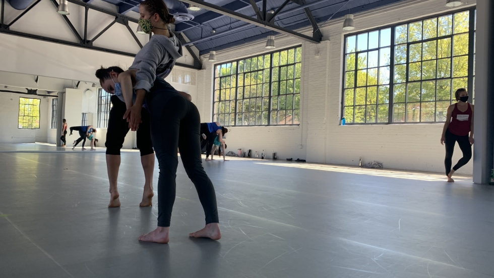 Northeast Ohio dance companies like Inlet Dance Theatre are preparing for a summer of outdoor performances.