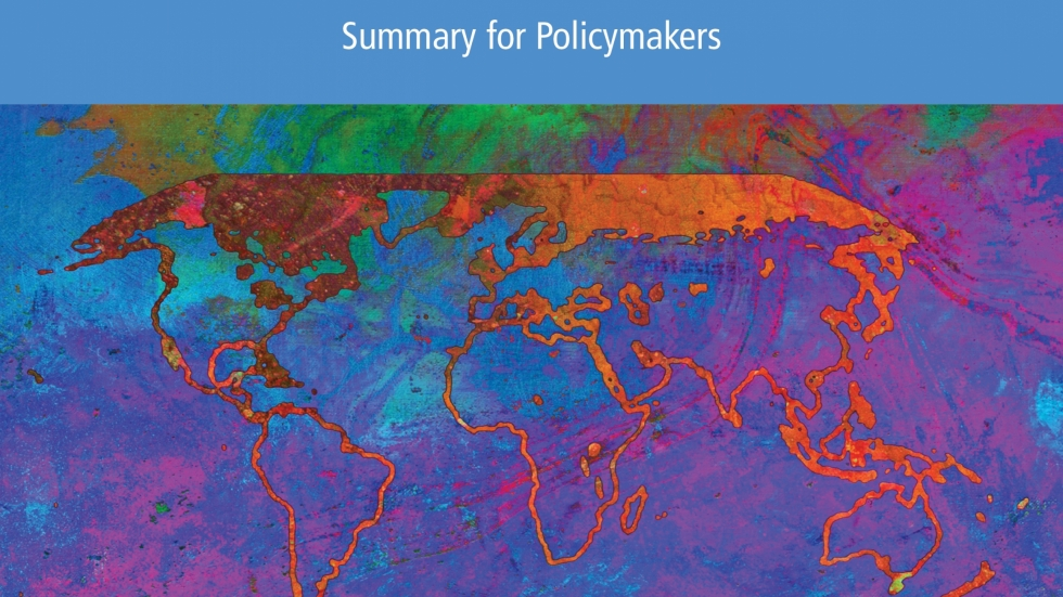 Intergovernmental Panel on Climate Change Sixth Report