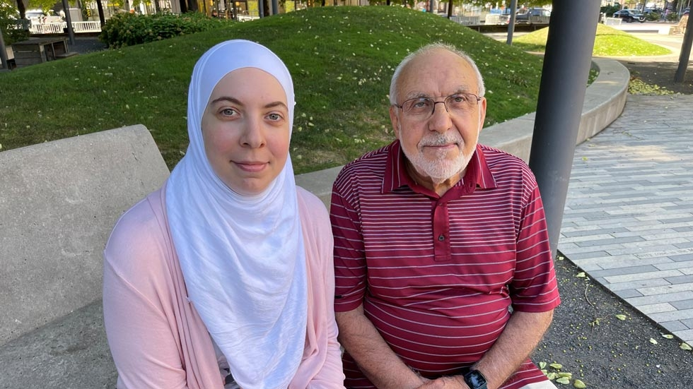 Nadia Zaiem watched her father's fervent activism in the aftermath of 9/11. Isam Zaiem co-founded the Cleveland chapter of the Council on American-Islamic Relations in 2003.