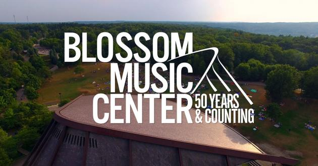 Blossom Music Center: 50 Years & Counting