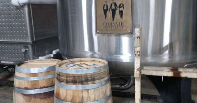 When Corsair Distillery in Nashville, Tenn., wantedto start experimenting with alternative grains, there wasn't a playbook to follow. Now, it makes a quinoa-barley whiskey.