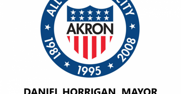 The Akron City Seal