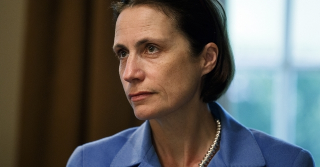 Fiona Hill, a former White House adviser on Russia, is expected to testify Monday in connection with the House impeachment inquiry of President Trump.