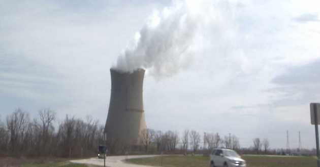 The Davis-Besse plant near Toledo is one of two that would close unless the state agrees to help FirstEnergy Solutions keep them open.