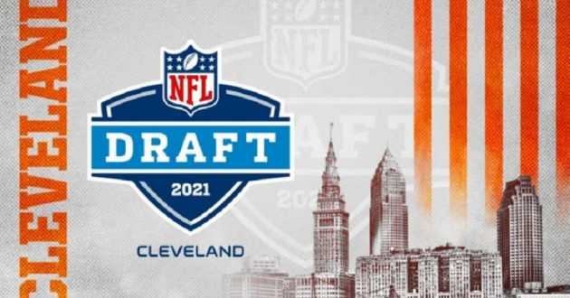 The NFL Draft is coming to Cleveland in 2021. [Cleveland Browns]
