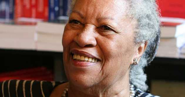 Toni Morrison, a Nobel Prize-winning American author, editor, and professor photographed in May 2009 in Paris, France.