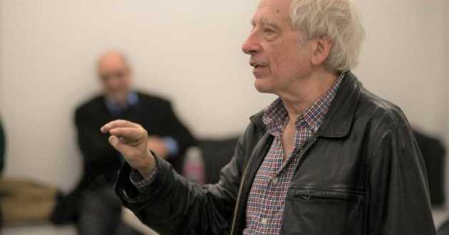 Actor, director and playwright Austin Pendleton.