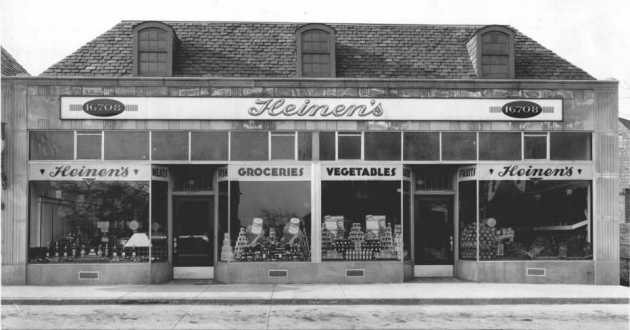 The first Heinen's store opened in 1929.