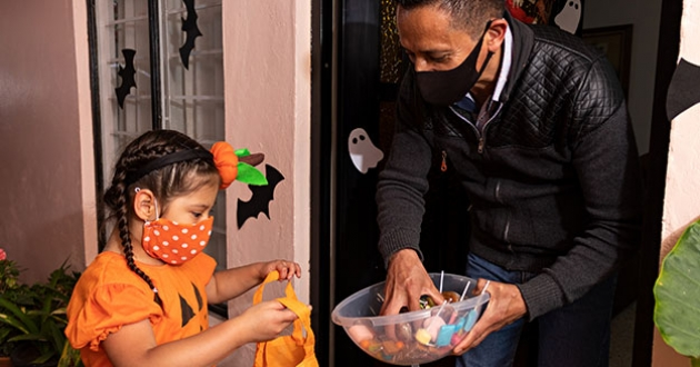 Newburgh Heights in Cuyahoga County and Atwater Township in Portage County have canceled trick-or-treating this year.