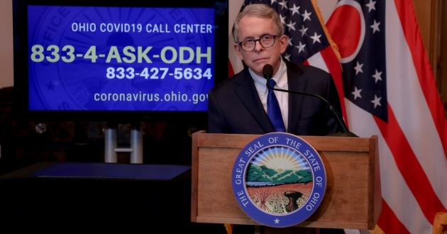Ohio Gov. Mike DeWine has issued a nightly curfew order for Ohioans through Dec. 10, but some medical experts say there is not much scientific evidence that suggests measures like these will be effective.