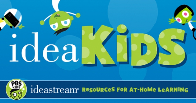 ideastream ideakids at home learning educational resources