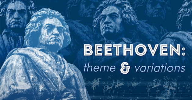 Beethoven: Theme & Variations, a WCLV-Oberlin Conservatory collaboration marking the 250th anniversary of the composer's birth