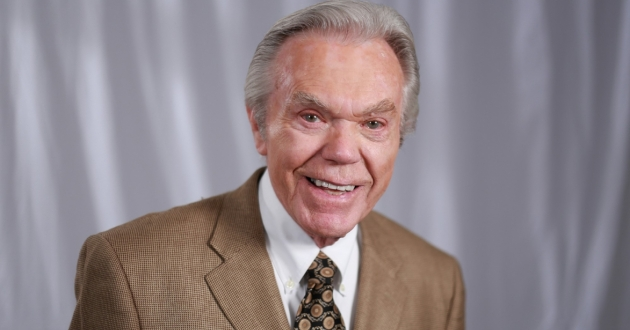 Dick Goddard forecast weather for 51 years. [WJW-TV]