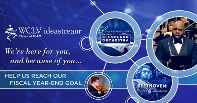 ideastream wclv member membership support donate