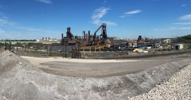 ArcelorMittal USA, the parent company of Cleveland's largest steel plant, has struggled during the COVID-19 pandemic.