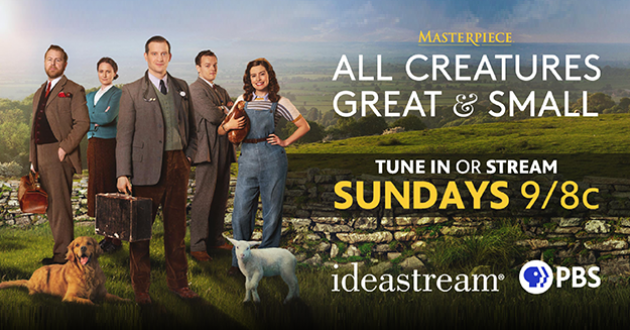 masterpiece all creatures great and small pbs ideastream