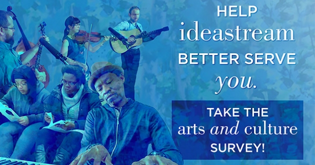 Take ideastream's Arts and Culture Survey