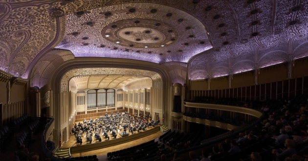The Cleveland Orchestra [Roger Mastroianni/ The Cleveland Orchestra]