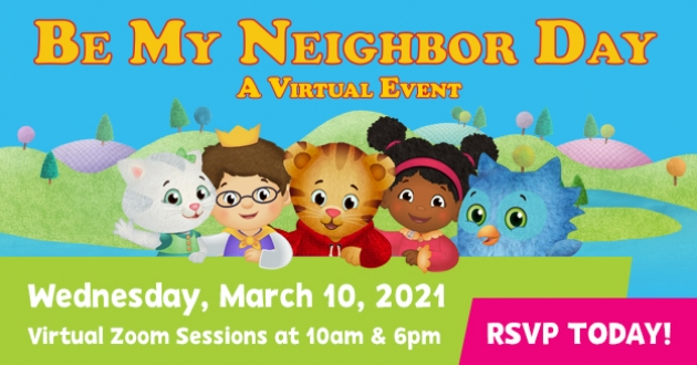 be my neighbor day ideastream daniel tiger fred rogers