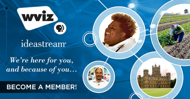 ideastream wviz member membership donate support public media
