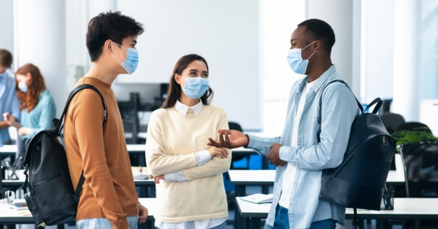 The Johnson & Johnson vaccine is called a viral vector vaccine, so does that mean it has the virus in it? No, University Hospitals' Dr. Amy Edwards said it isn't a live virus vaccine, and you can't spread COVID-19 just through getting vaccinated. [Prostock-studio / Shutterstock]