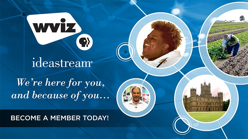 WVIZ PBS ideastream donate member support