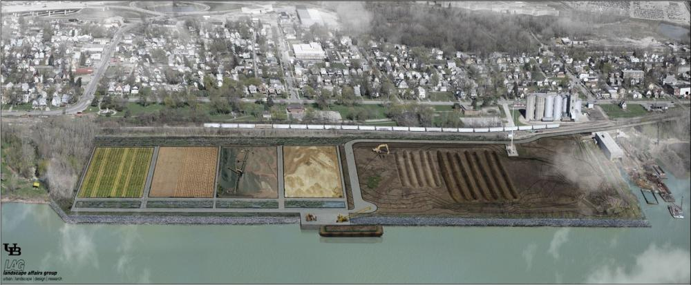 Toledo Port Authority Tests Dredged Sediment As Farm Soil