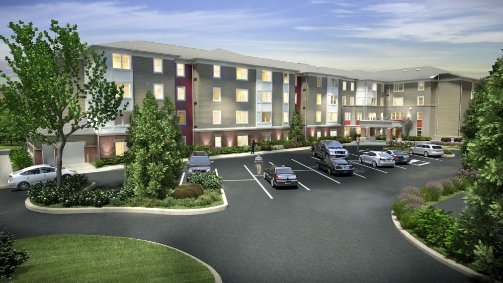 A New Apartment Complex for the Aging LGBT Population is Under Construction