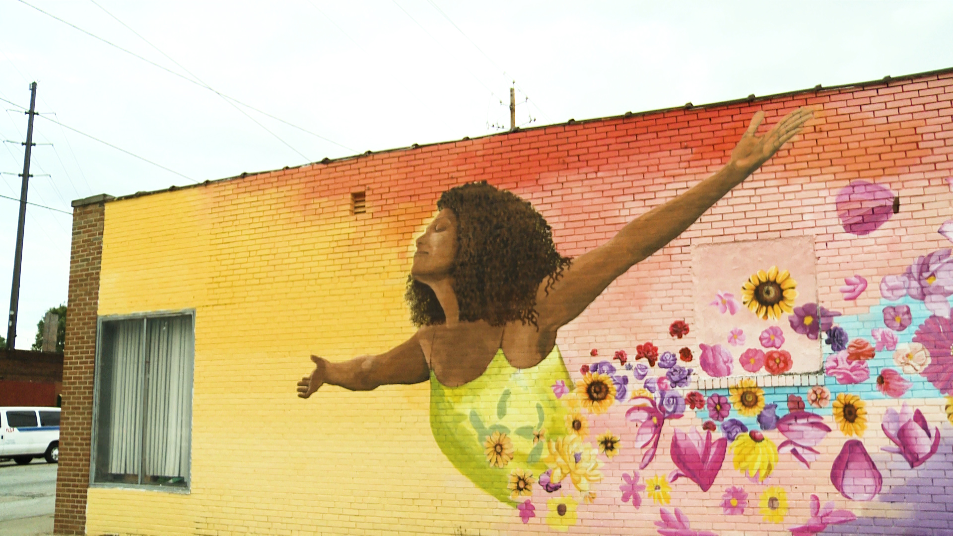 Cleveland Mural Paints Picture of Hope for Addiction Recovery ...