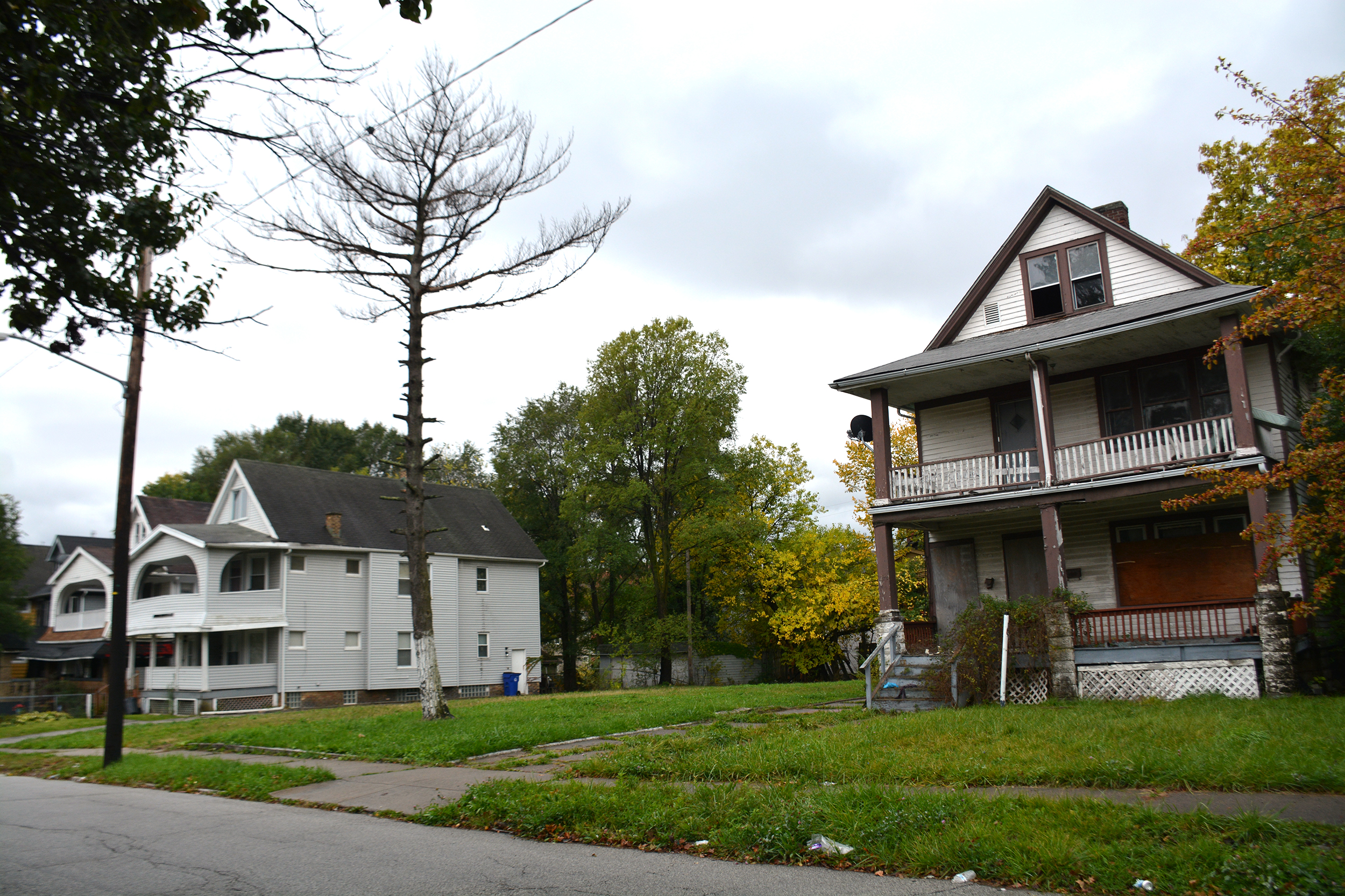 Cuyahoga County Auctions Tax Delinquent Property Stuck In