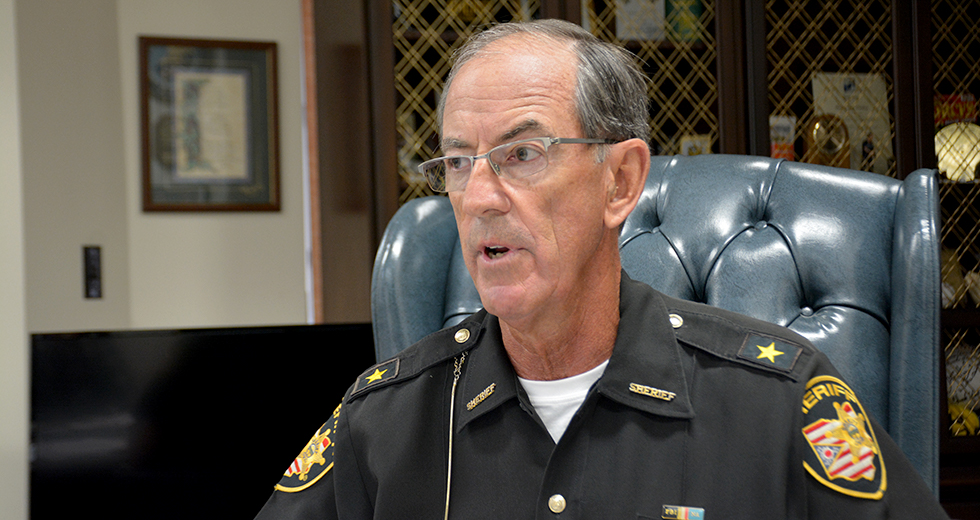 Unsettled: Lake County Sheriff On Immigration Enforcement