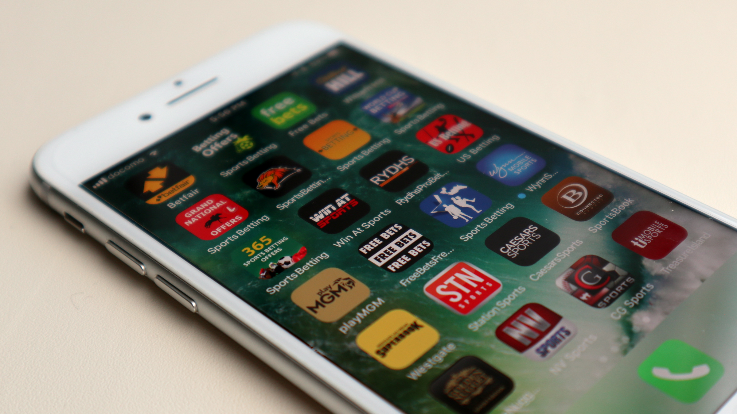 Access To Sports Betting And Apps Could Lead To More Gambling Addiction