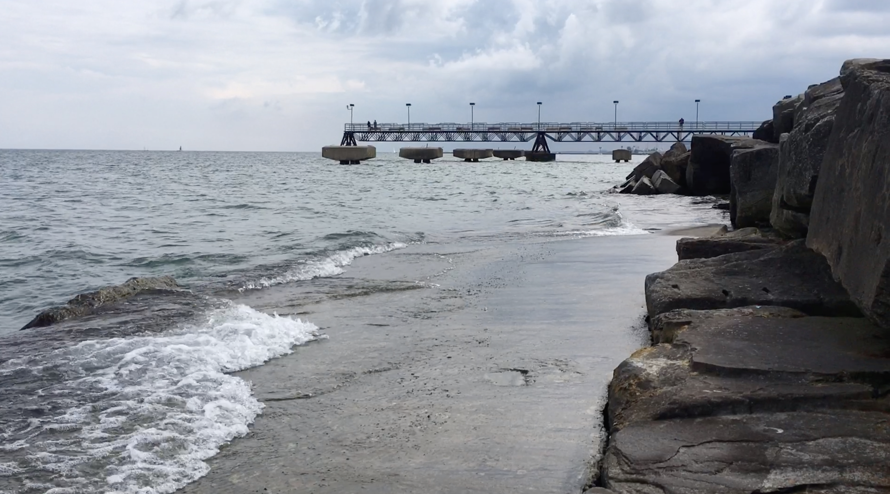 Catastrophic Erosion' As Lake Erie Reaches Record Water