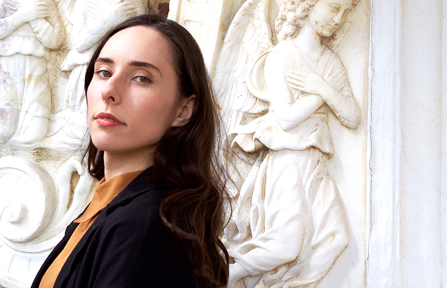 Willoughby's Nicolette Polek Returns with 'Imaginary Museums'