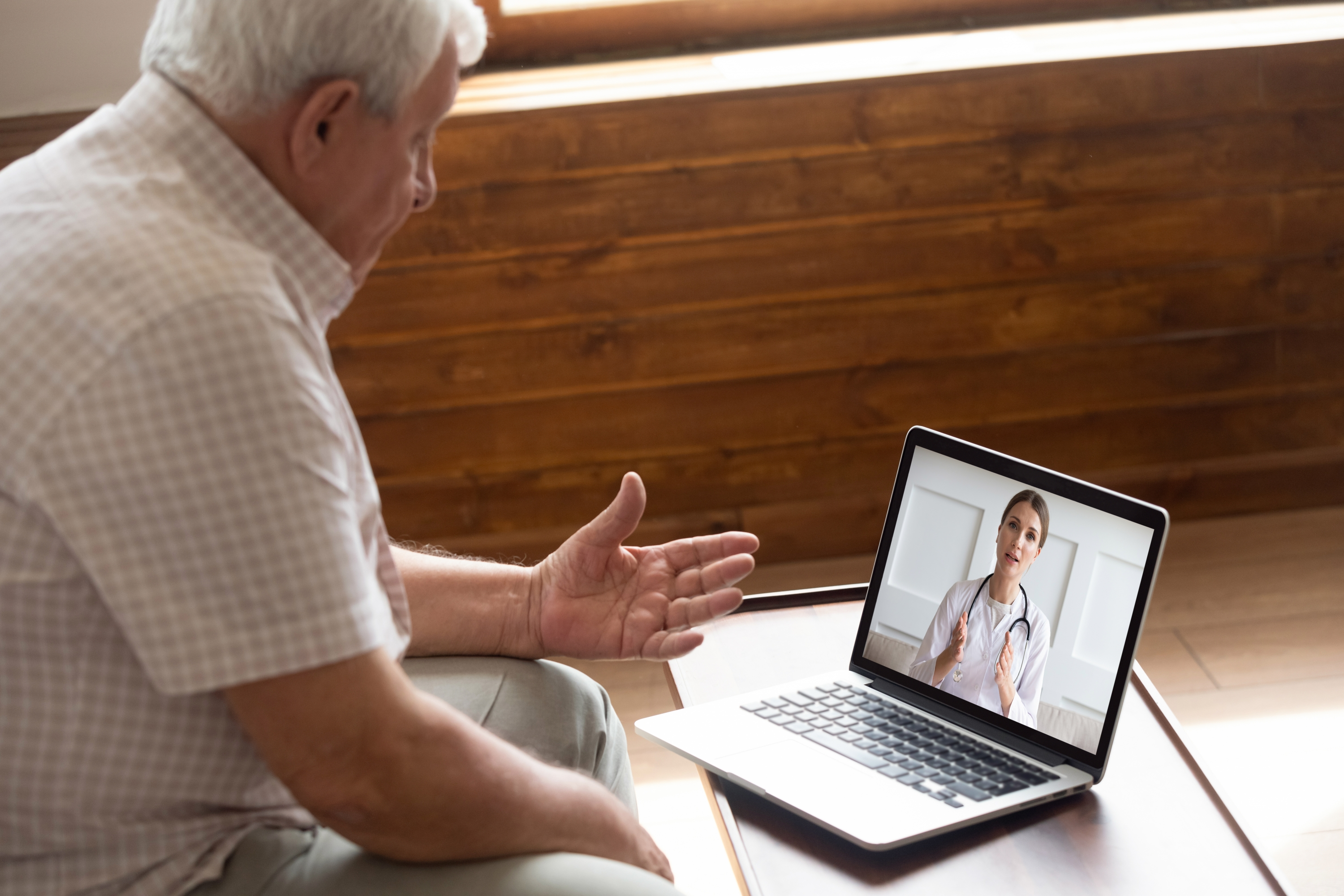 New Study Suggests Ways Doctors Can Foster Relationships Through Telehealth