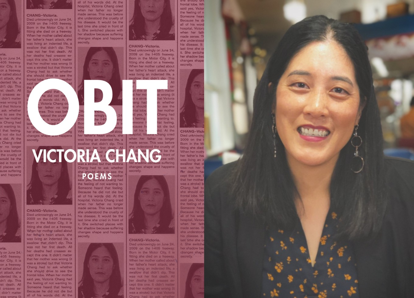 www.ideastream.org: Anisfield-Wolf: Victoria Chang, In Search Of Words For Grief In 'Obit'