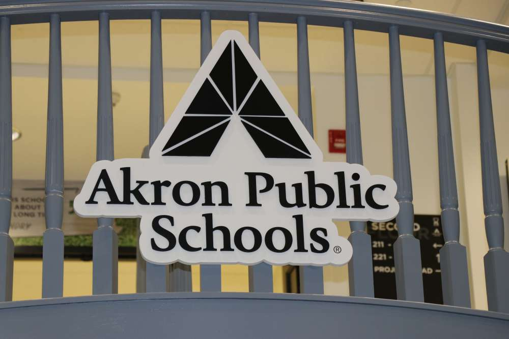 The I Promise school is part of the Akron Public School district.
