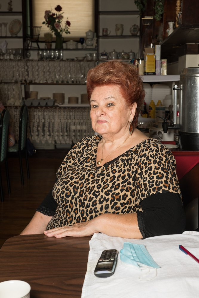 Sophie Tyl is thinking of closing her Polish bakery, Siedem Roz, after 16 years in Slavic Village.