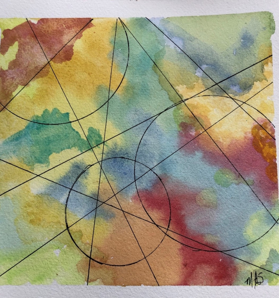 Picture of art work by Mary Ann Schaefer [Elyria Arts Council]