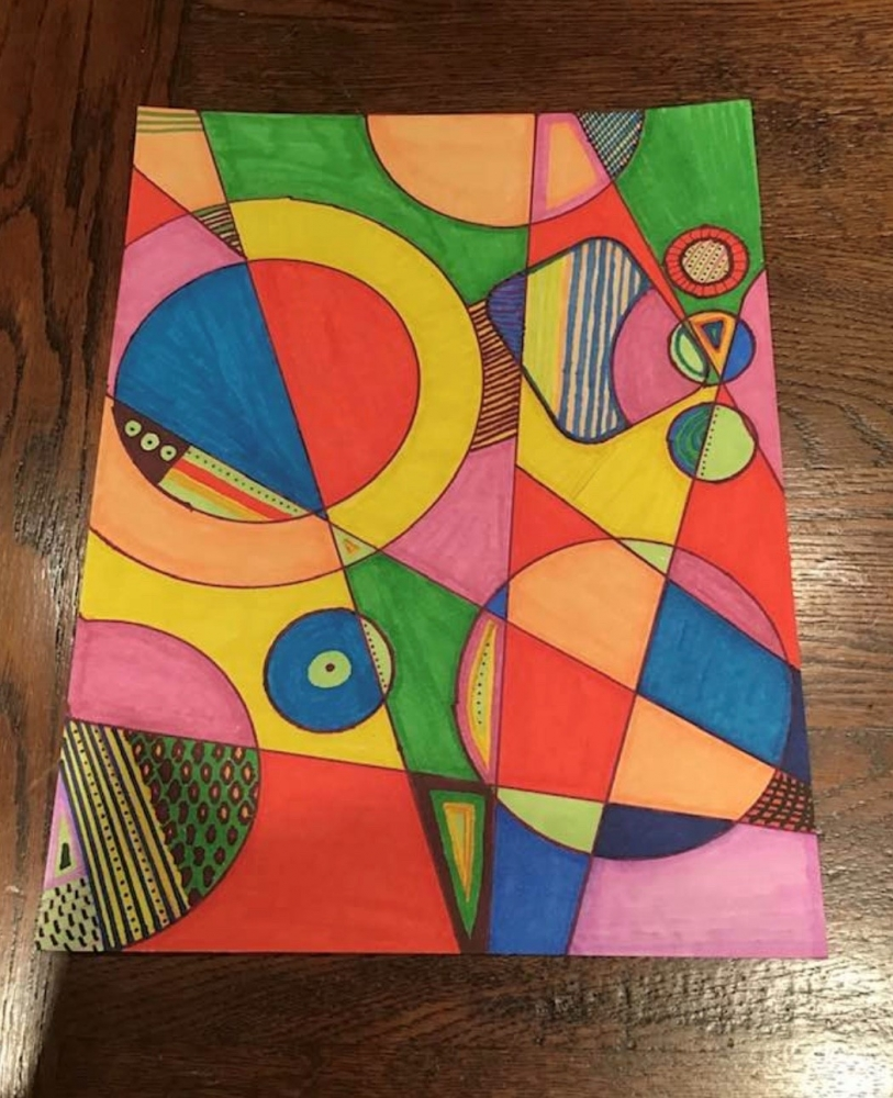Picture of Art work by Nancy Zak [Elyria Arts Council]