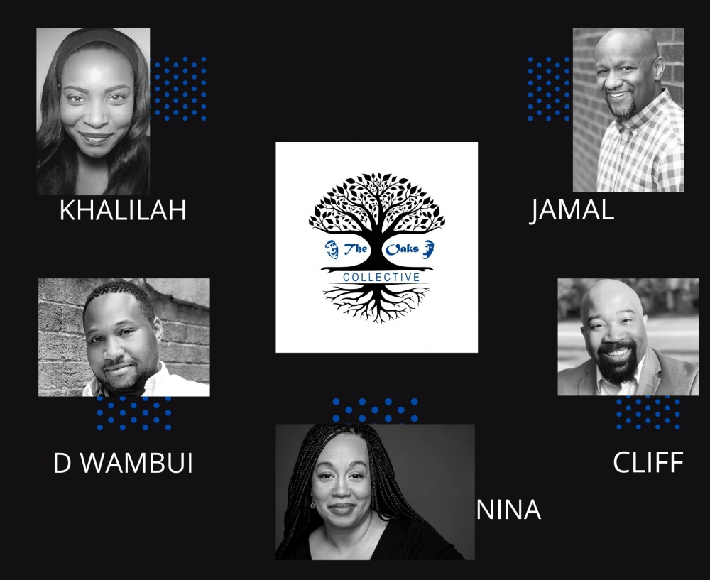 picture of members of The Oaks Collective [Nina Domingue-Glover]
