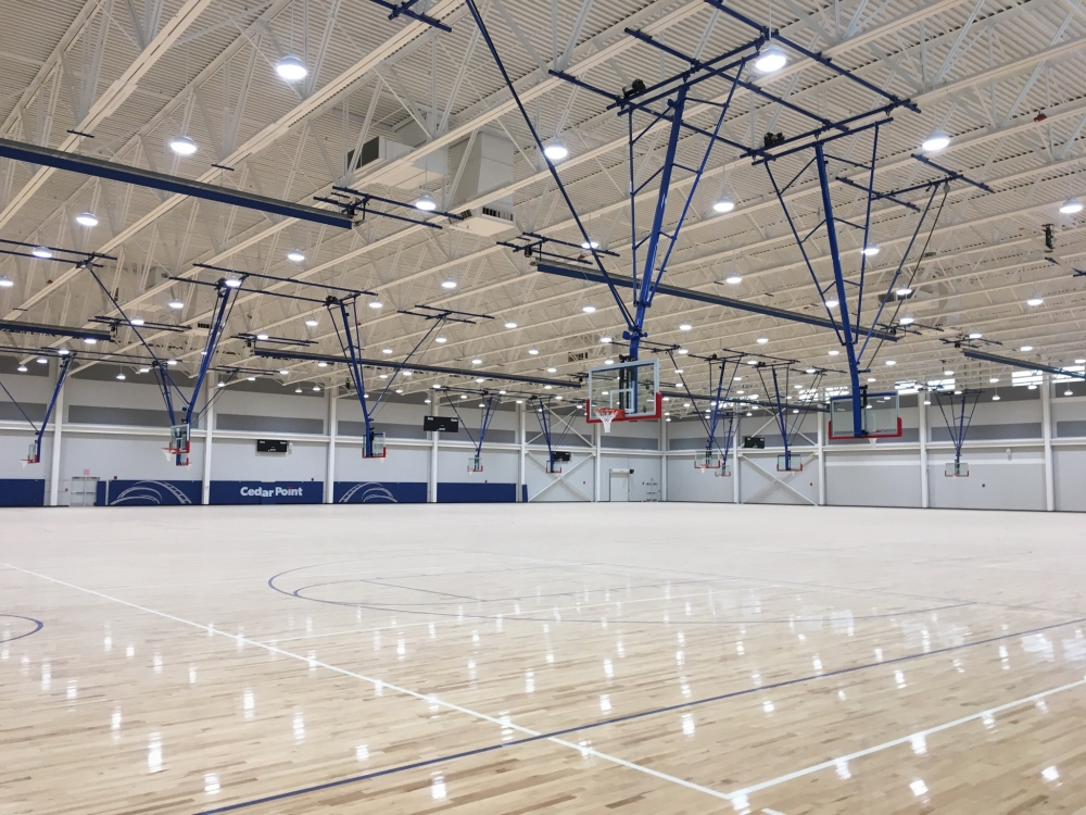 Cedar Point Set To Open Indoor Sports Center In January News Ideastream